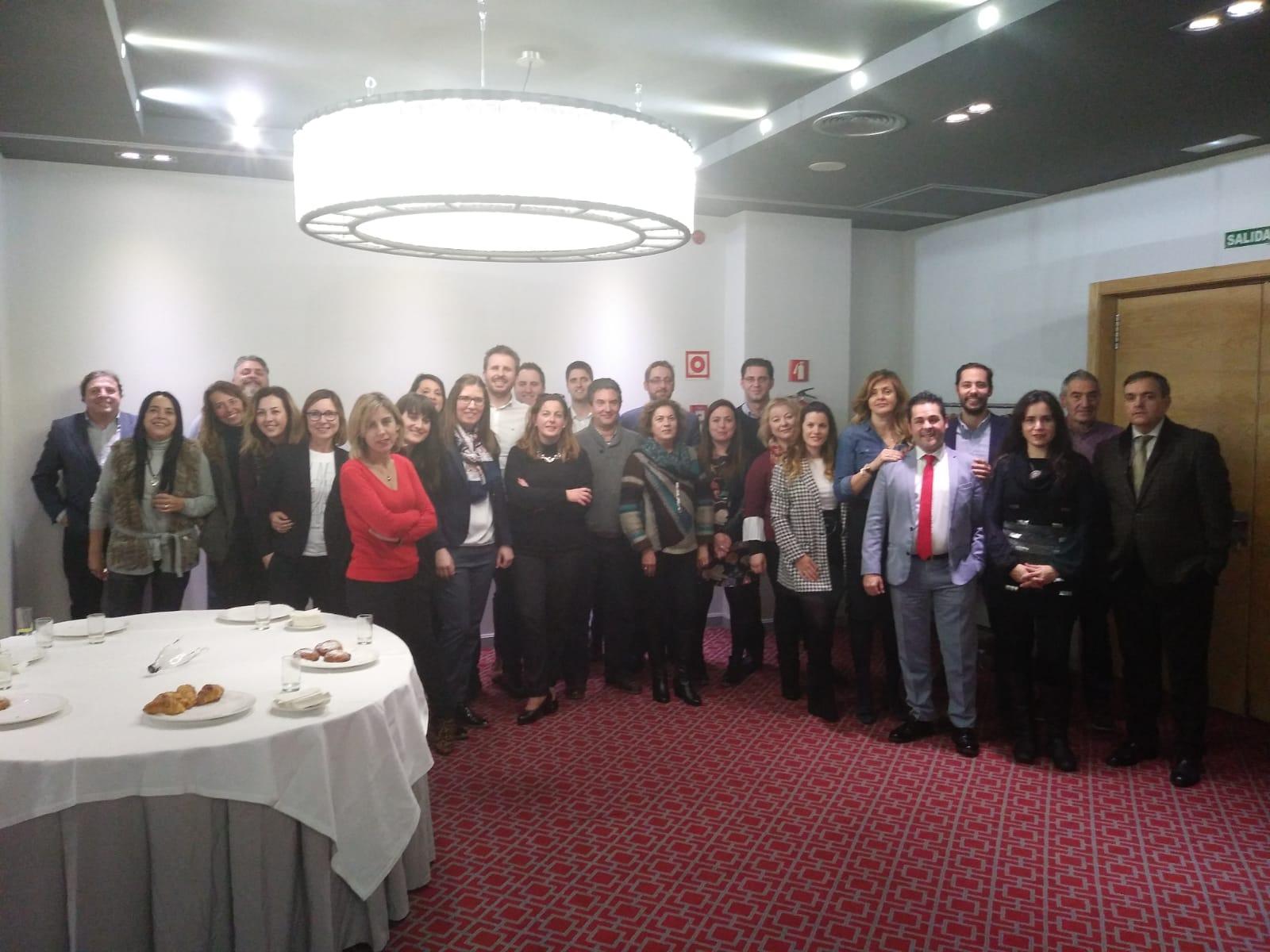 Sesión de GLAAM Consulting. Santander. 18 de Enero.