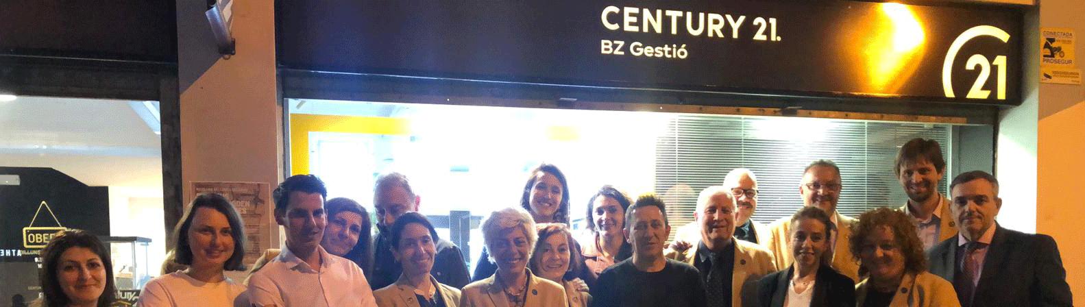 Century 21 BZ Gestió. La Prospección Telefónica de Inmuebles. Barcelona. 27.03.19